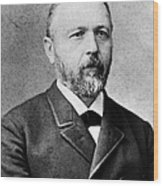 Baron Krafft-ebing Wood Print