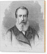 Barthelemy Prosper Enfantin  French Wood Print