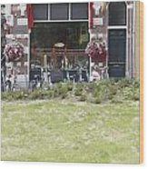 Bartok Park In The Center Of Arnhem Wood Print