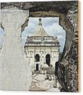 Basilica Catedral De La Asuncion 1747 Leon Nicaragua 003 Wood Print