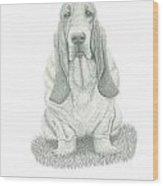 Bassett Wood Print