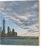 Battery Park City 2013 Wood Print