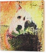 Baxter Wood Print