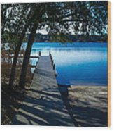 Bayou Texar  Wood Print
