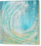 Be Mesmerized Wood Print by Lourry Legarde
