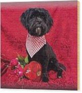 Be My Valentine Wood Print by Rosalie Klidies