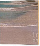 Bermuda Beach Scene # 8 Wood Print