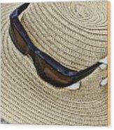 Beaching Wood Print