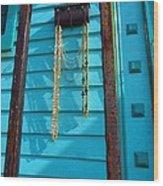 Bead Box Wood Print
