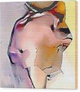 Bear 597-11-13 Marucii Wood Print