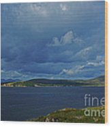Beara Peninsula West Kerry - On The Road To Lauragh Wood Print