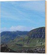 Bearreraig Bay In Scotland Wood Print