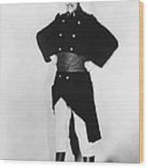 Beau Geste, Ronald Colman, 1926 Wood Print