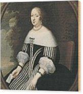 Beaubrun, Charles 1604 - 1692. Anne Wood Print