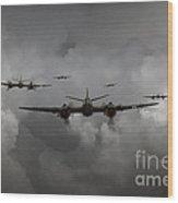 Beaufighter Nightfighter Wood Print