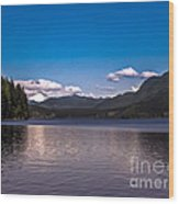 Beautiful Bc Wood Print by Robert Bales