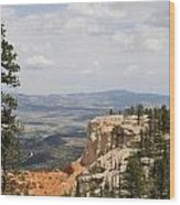 Beautiful Bryce Canyon Wood Print