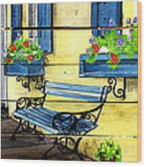 Beautiful Charleston Wood Print