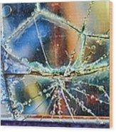 Beautifully Broken Framed Wood Print