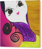 Beauty 1.0 Wood Print