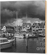 Beauty Of Holland 1 Wood Print