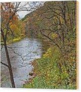 Beaver Creek State Park Wood Print