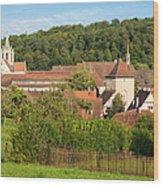Bebenhausen Germany Wood Print