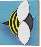 Bee2011 Wood Print