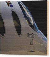 Beechjet 400 Wood Print