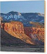 Beef Basin - Utah Landscape Wood Print