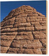 Beehive Valley Of Fire State Park Nevada Wood Print