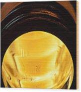 Beer Bottle Neck 1 H Wood Print