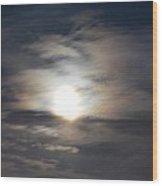 Before The Dawn Wood Print