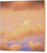 Before The Storm Clouds Stratocumulus 11 Wood Print