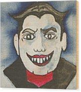 Bela Lugosi As Tillie Wood Print