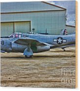 Bell P-59 Airacomet Wood Print