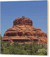 Bell Rock 1 Wood Print