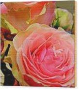 Belle And Bonita Wood Print