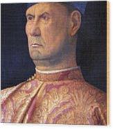 Bellini's Giovanni Emo Wood Print