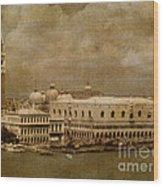 Bellissima Venezia Wood Print