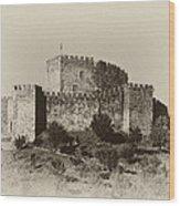 Belver Castle Wood Print