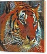 Bengal Wood Print