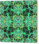Bengal Tiger Abstract 20130205m180 Wood Print