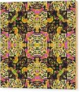 Bengal Tiger Abstract 20130205p80 Wood Print