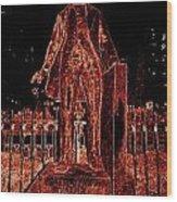 Benito Juarez Wood Print