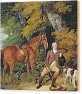 Benjamin Bond Hopkins, Before 1791 Wood Print