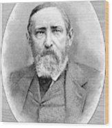 Benjamin Harrison (1833-1901) Wood Print