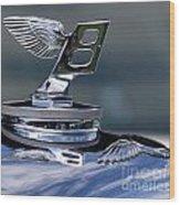 Bentley Reflections Wood Print