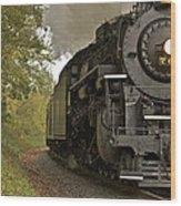 Berkshire 765 Wood Print