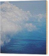 Bermuda Aerial # 1 Wood Print